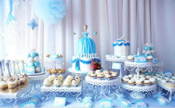 Cinderella Birthday Party ideas (1)