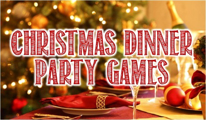 best dinner party games for your christmas dinner venuelook blog - Christmas Decoration Games