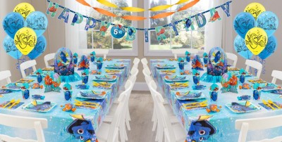 Finding Dory Theme Birthday Party Ideas