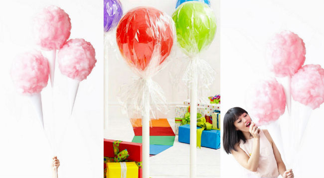 balloon candy