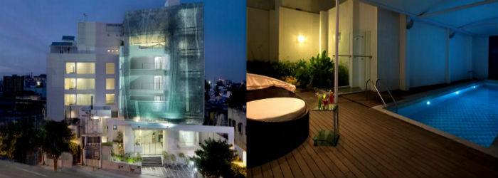 Bangalore Pool Side Venues