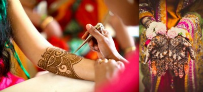 Bridal Mehendi Designs and Styles