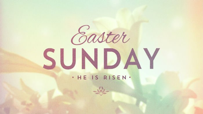 The Easter Day