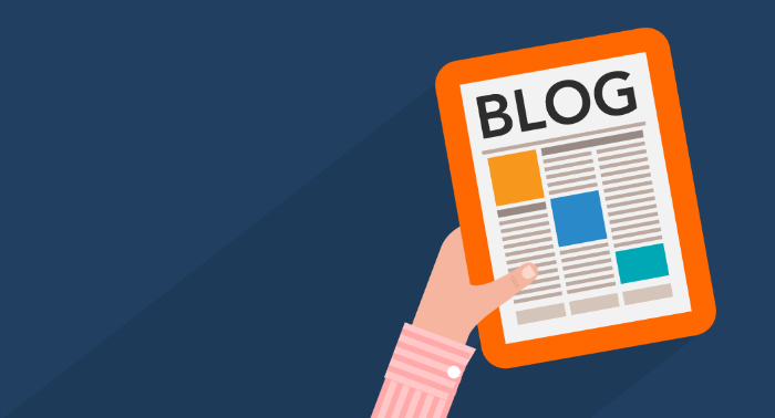 Tie up for blog articles
