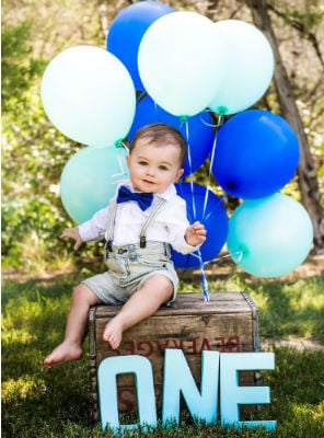 photoshoot tips for first birthday