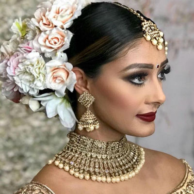 Keep Up With the Latest Bridal Make-up Trends