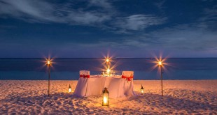 Romantic places for couple