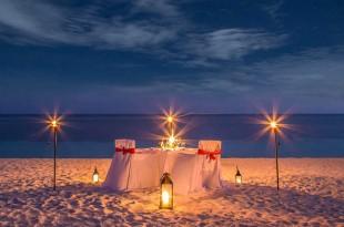 Romantic places for couple