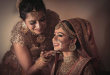 Charming Indian Wedding Dresses For Brides-Sister