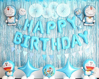 10 Best Doraemon Theme Party Supplies For House Birthday Parties Venuelook Blog