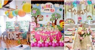 Kids' Birthday Party Themes Suitable For Small Spaces